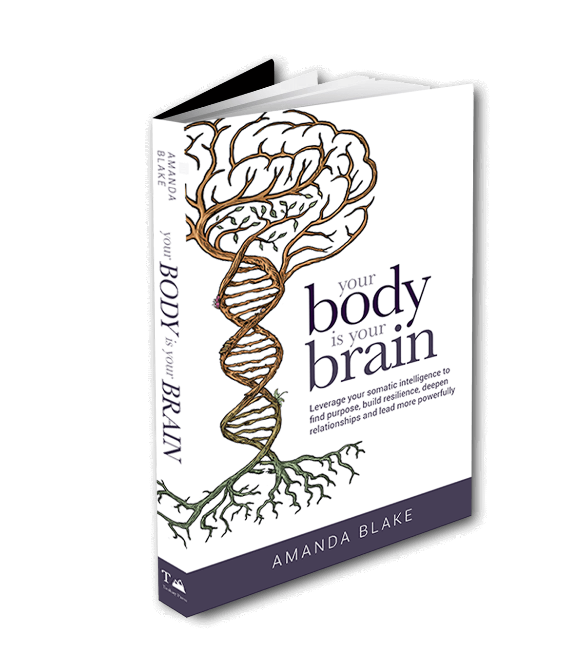 Your Body is Your Brain Amanda Blake