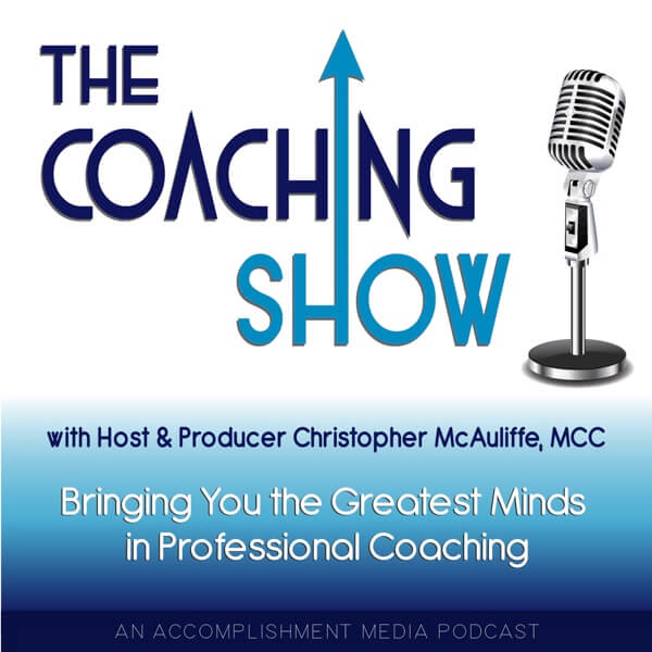 The Coaching Show logo